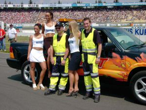 E-Unit 7 Drift Challenge Hockenheim